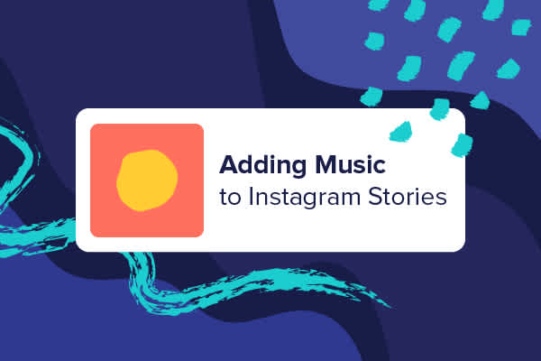 Add new music to instagram story
