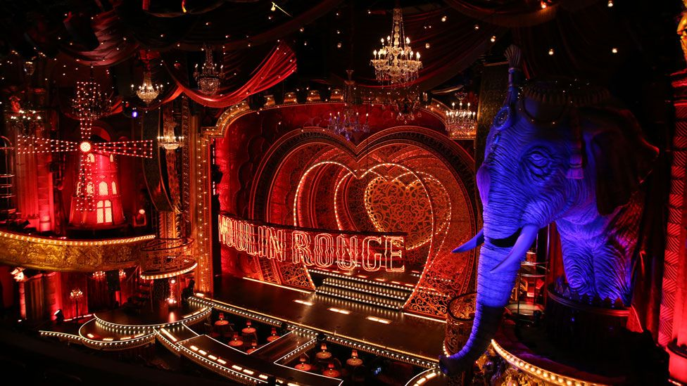Moulin rouge the musical new york