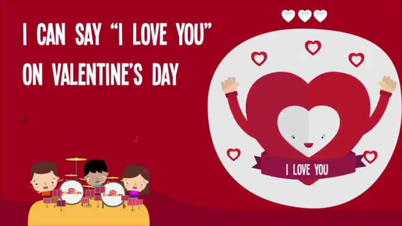 Popular valentines day songs